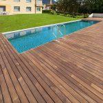 ipe pool deck 1- Ipe wood sealer