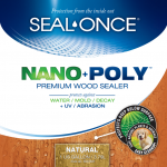 Nano Poly Premium Wood Sealer